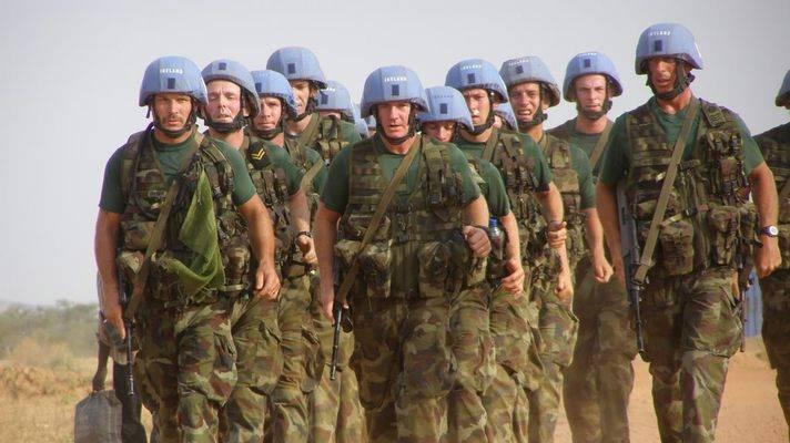 Россия предложила ввести в Сирию силы разграничения