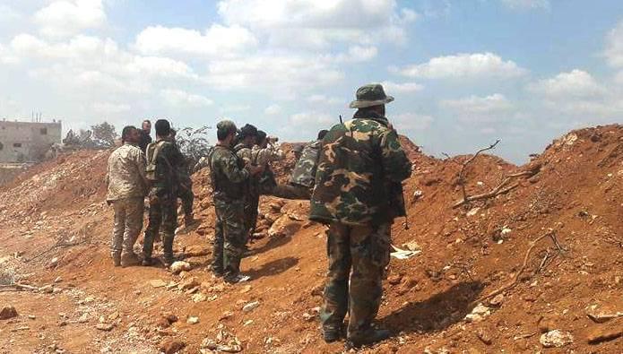 Сирийская армия взяла под контроль крупнейшие газовые месторождения в стране и границу с Ливаном