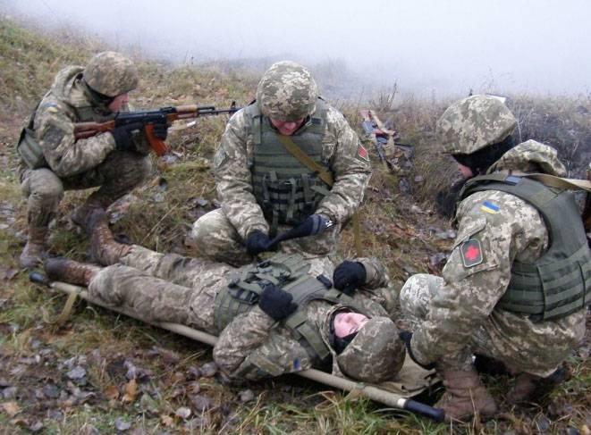 На Украине обсуждаются потери ВСУ  с начала года