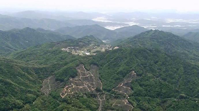 남한 켄산 남도에서 미사일 방어 체제