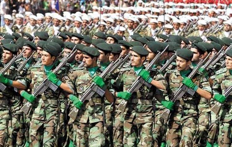 ईरान की सेना हो सकती है