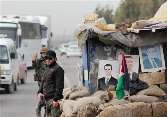 В Сирии создаются зоны безопасности