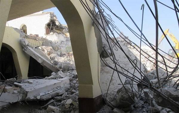 Пентагон признал факт бомбардировки сирийской мечети