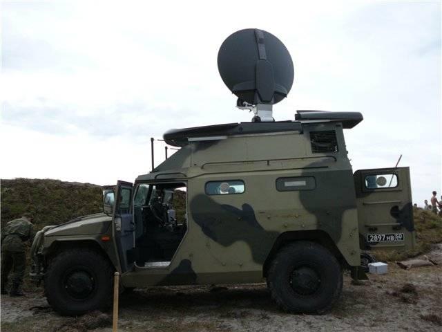 Tigr-SpNをベースにした衛星通信局の量産開始