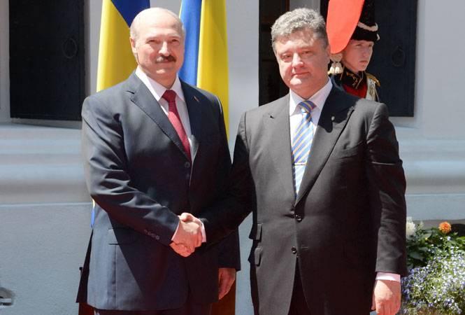 La Bielorussia ha deciso di aiutare l'Ucraina con sapone, lievito e carta igienica