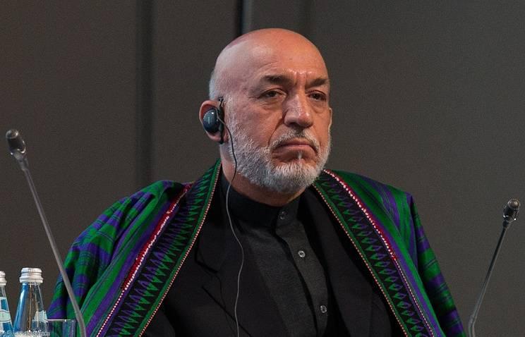 Экс-президент Афганистана: «ИГ является продуктом США»