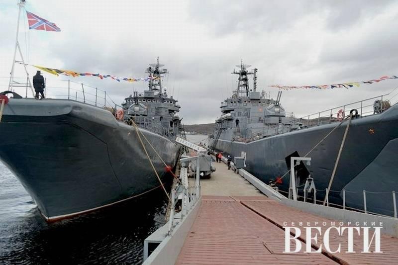 Бригада десантных кораблей 33 СРЗ