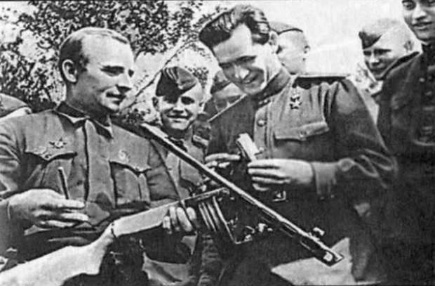 Оружейник Георгий Шпагин – создатель легендарного ППШ