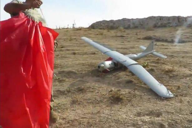 Опыт боевого применения российских беспилотных летательных аппаратов в Сирии