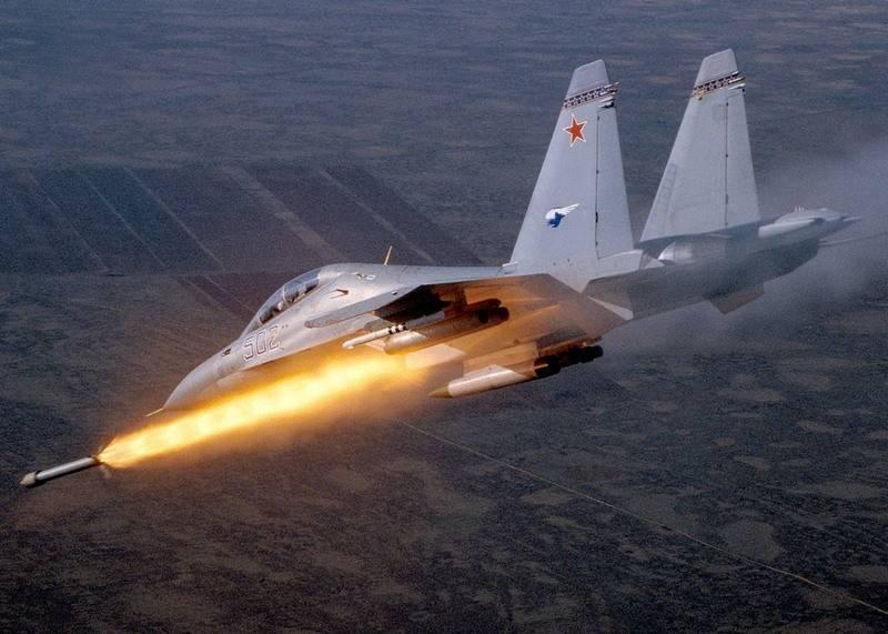 Генштаб озвучил планы ВКС РФ в Сирии