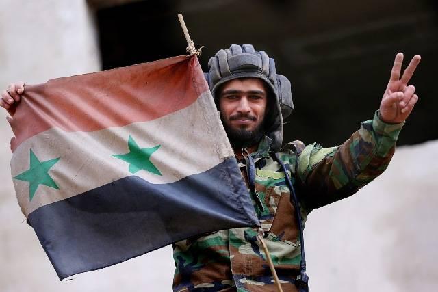 В Минобороны РФ опровергли боестолкновение сирийской армии и оппозиции