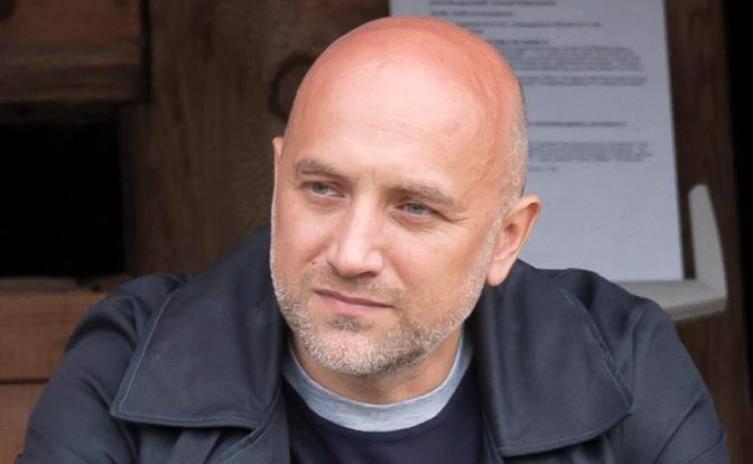 Захар Прилепин обратился к украинцам