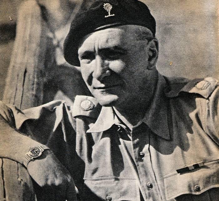 Война в Африке. Русский командир британского спецназа