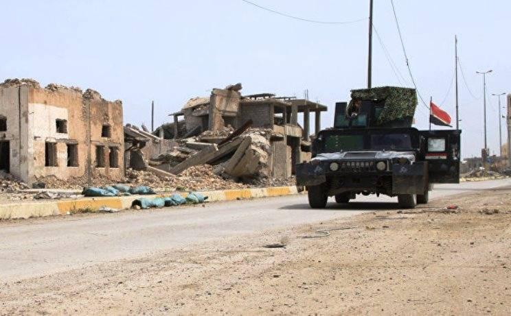 Террористы атаковали военную базу в Ираке, где размещены американские военные
