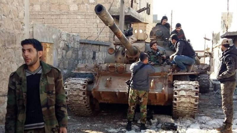 Опыт, полученный в танковых сражениях в Сирии и Йемене