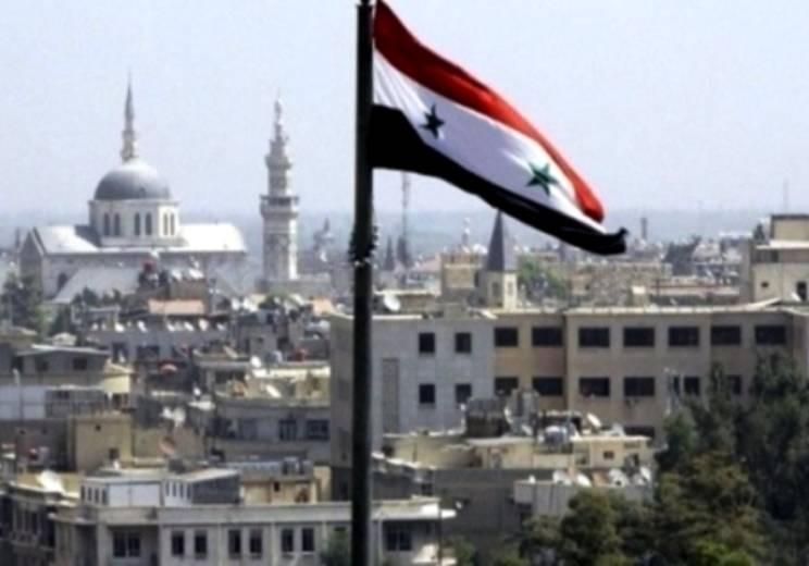 Вывод первой группы боевиков стартовал изквартала Барзе вДамаске