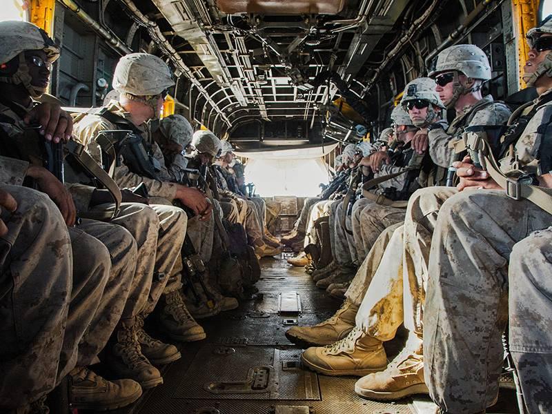 Пентагон планирует наращивать военное присутствие в АТР
