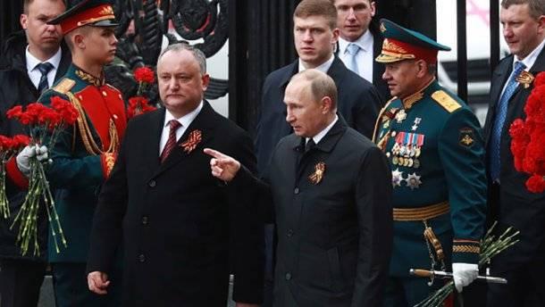NYT: Парад 9 мая в Москве выявил признаки изоляции России