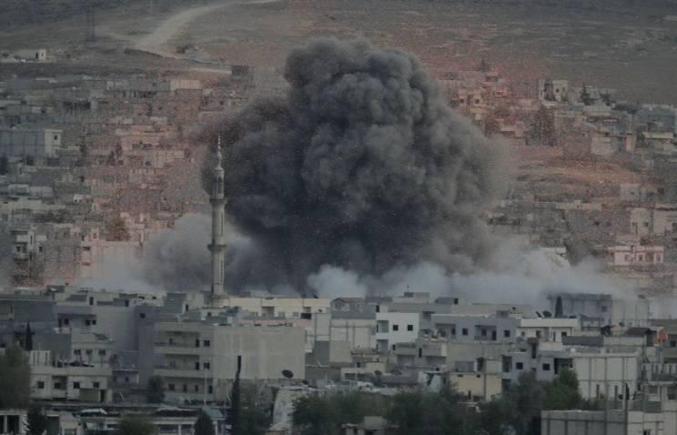 ВВС Ирака уничтожили как минимум 100 боевиков