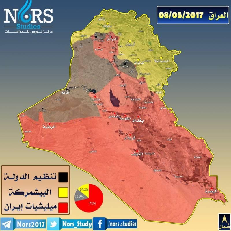 Ирак: неменее 100 боевиковИГ уничтожены ударами авиации впровинции Анбар