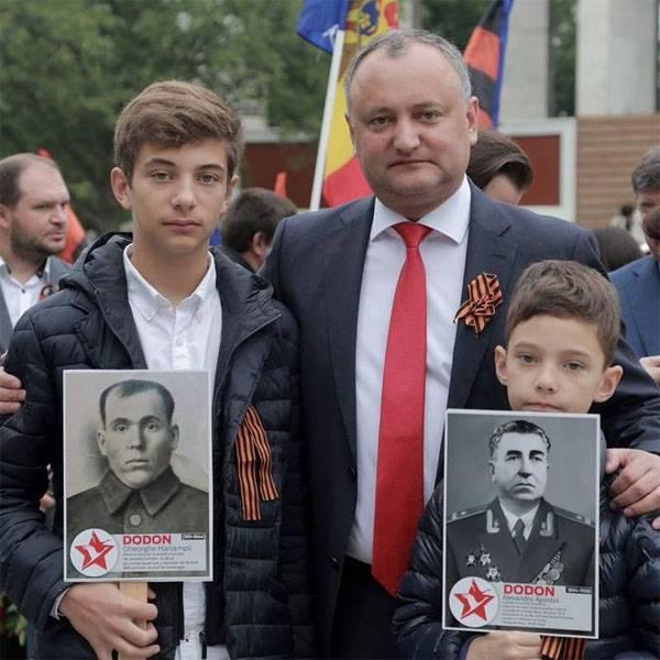 Президент Молдавии: наша страна категорически неприемлет НАТО
