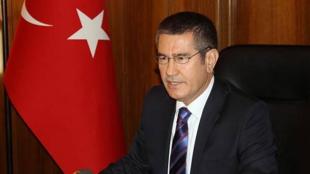 Die Türkei verurteilt die USA für die Unterstützung syrischer Kurden