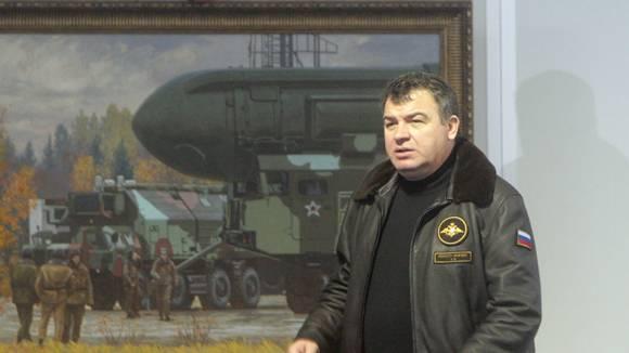 ВСРФ отменил решение обизъятии «дачи Сердюкова»