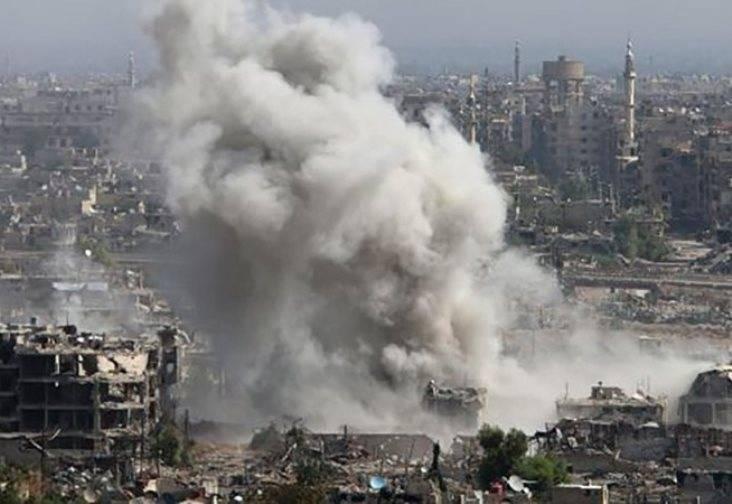 При взрывах наскладахИГ вСирии погибли минимум 20 человек