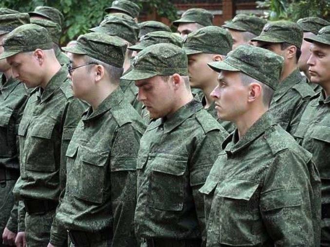 В дальневосточных регионах началась отправка призывников в войска ВВО