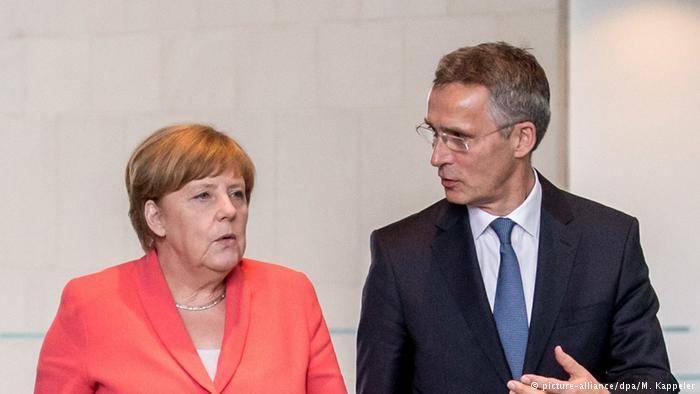 НАТО не планирует участия в боевых действиях в Ираке и Сирии