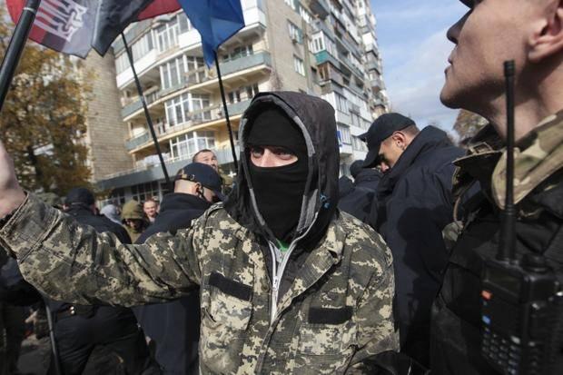 Националисты из ОУН требуют отставки Авакова