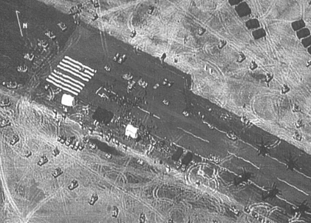 ВВС США провели испытания новой мультиспектральной камеры MS-177 для RQ-4 Global Hawk