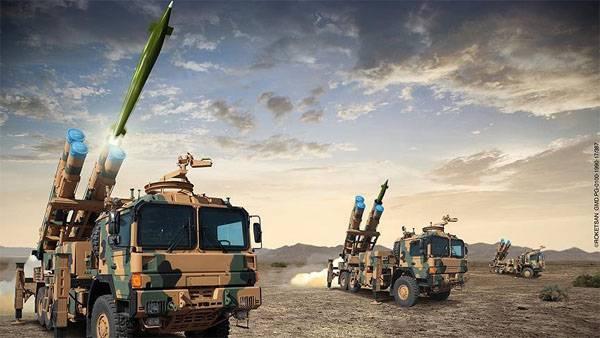 ВТурции благополучно прошли тестирования ракетной системы KAAN