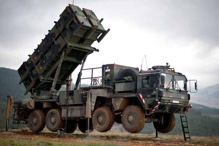 Госдеп позволил поставлять вОАЭ зенитные ракеты