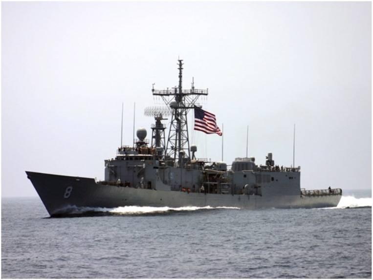 ВМС Тайваня примут в состав два бывших американских фрегата