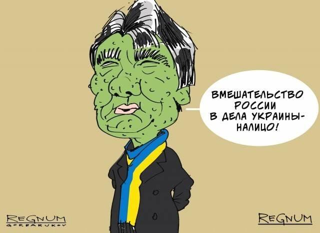 Запад не будет гарантировать территориальную целостность Украины