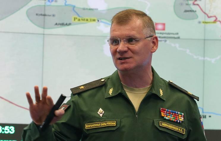 Конашенков: Минобороны не нуждается в советах США по освещению военных учений