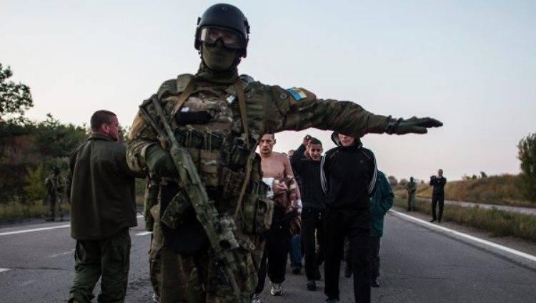 ЛНР: Порошенко лгал, когда заявлял о нежелании пленных возвращаться в Донбасс