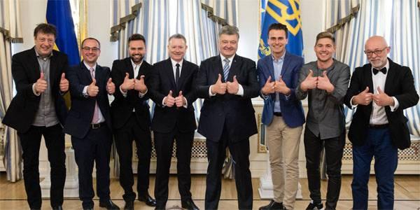 Конфузы Украины на «Евровидении». Впечатления иностранцев