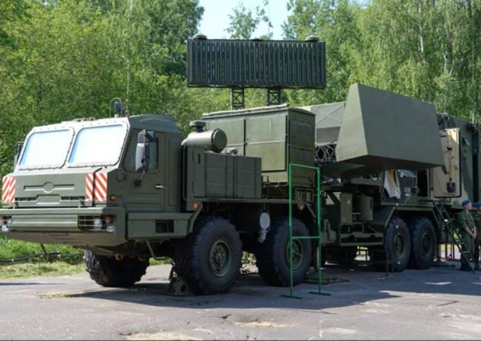 Минобороны РФ заказало партию радиолокационных комплексов «Небо-М»