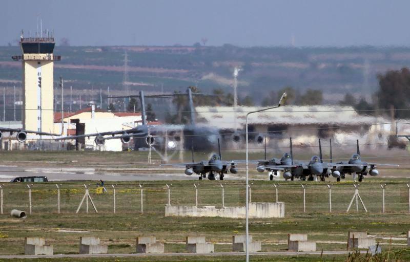 Германия рассматривает вопрос овыводе собственных солдат сбазы «Инджирлик»