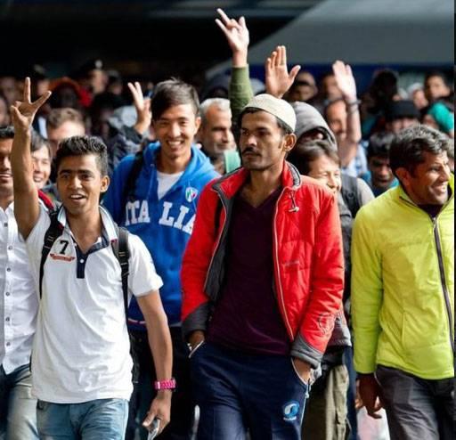 В Германии начались конфискации частных домов с целью поселения мигрантов