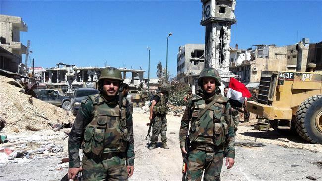 Элитные подразделение САА готовят операцию против боевиков у Голанских высот