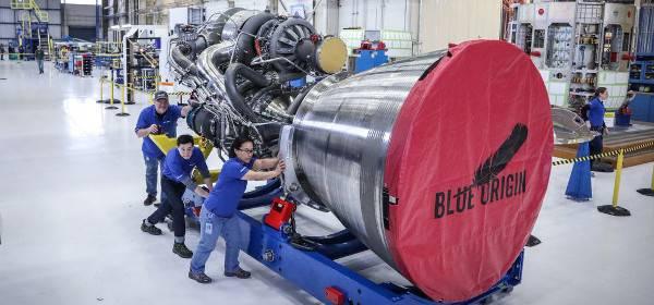Стендовые испытания американского двигателя ВЕ-4, разрабатываемого на замену РД-180, закончились неудачей