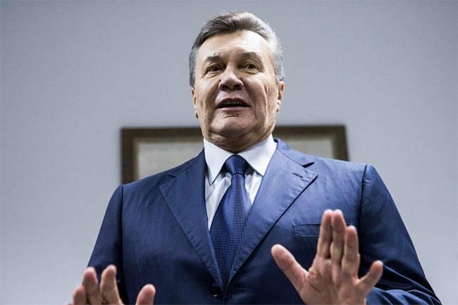 Янукович собрался допросить Порошенко, Яценюка и Турчинова