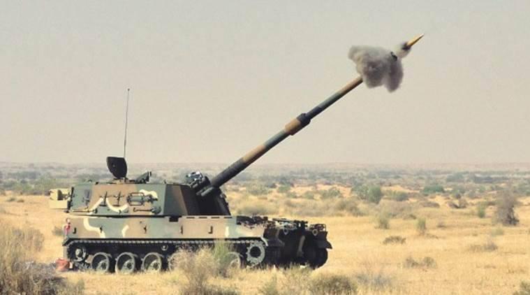 Indien kauft 100-Haubitze mit Eigenantrieb K9 Vajra-T
