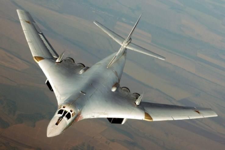 Появление опытного образца Ту-160М2 ожидается в 2019 году