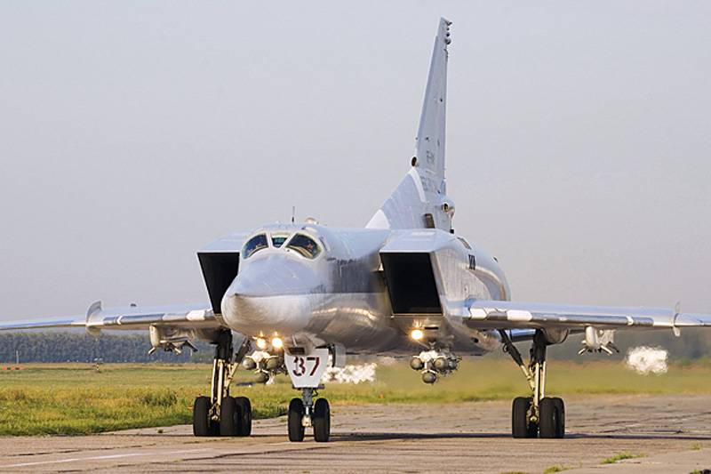 The first upgraded TU-22М3М will be introduced in 2018
