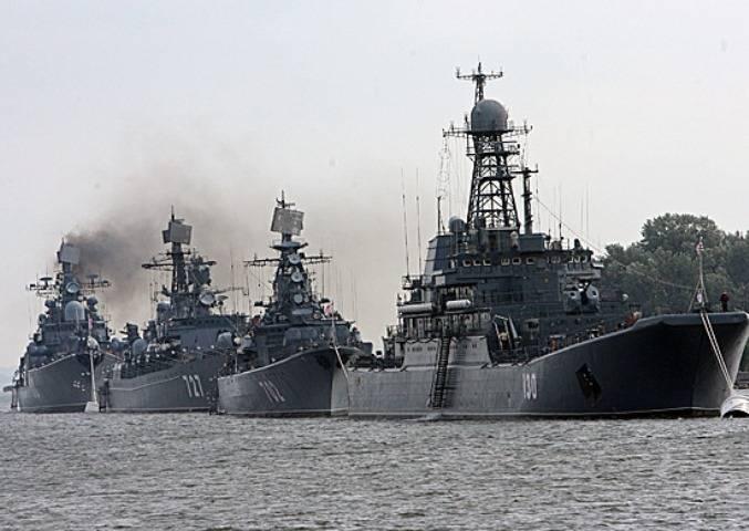 Балтфлот в текущем году ожидает поставку ракетного корабля и истребителей Су-30СМ