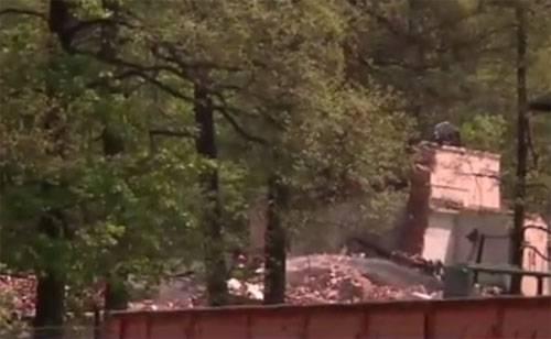 Взрыв на пороховом заводе в Польше. Есть жертвы